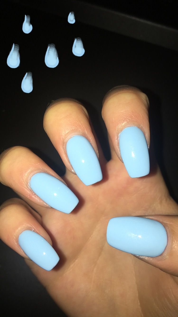 acrylic gels #blue | Nails | Pinterest | Acrylic gel, Nail inspo and ...