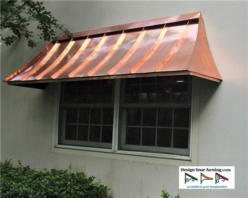 Project Gallery - Metal Canopy Design - Design Your Awning ...