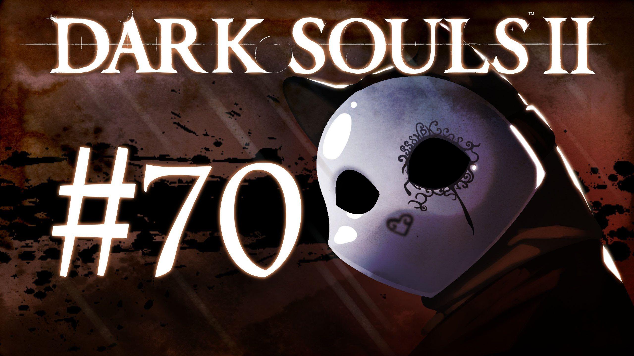 Dark Souls 2 Gameplay Walkthrough w/ SSoHPKC Part 70 - Smelter Demon Boss Fight
