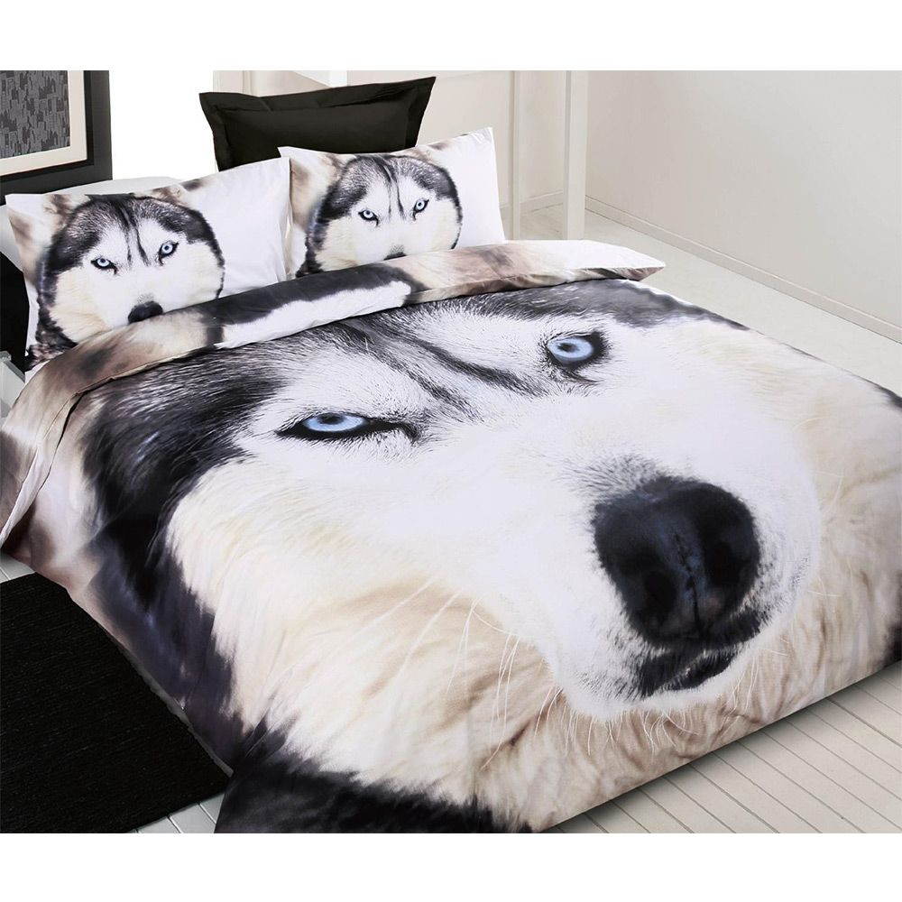 wolf king quilt cover set by iconic bedding on pop com au