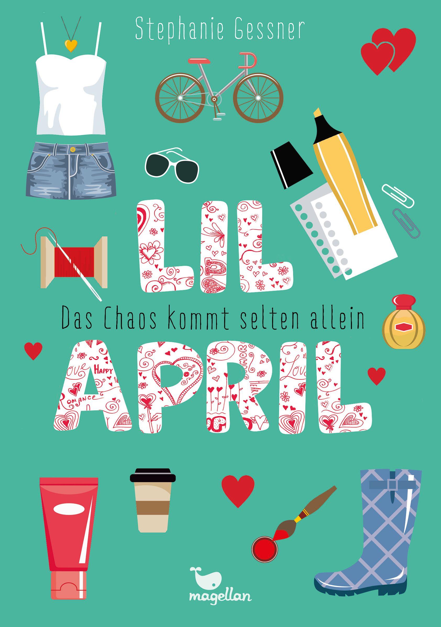 Lil April - Das Chaos kommt selten allein - Band 3 | Chaos