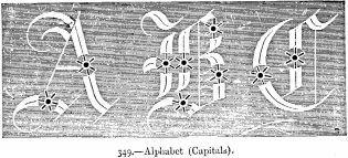 Alfabeto (Mayúsculas).