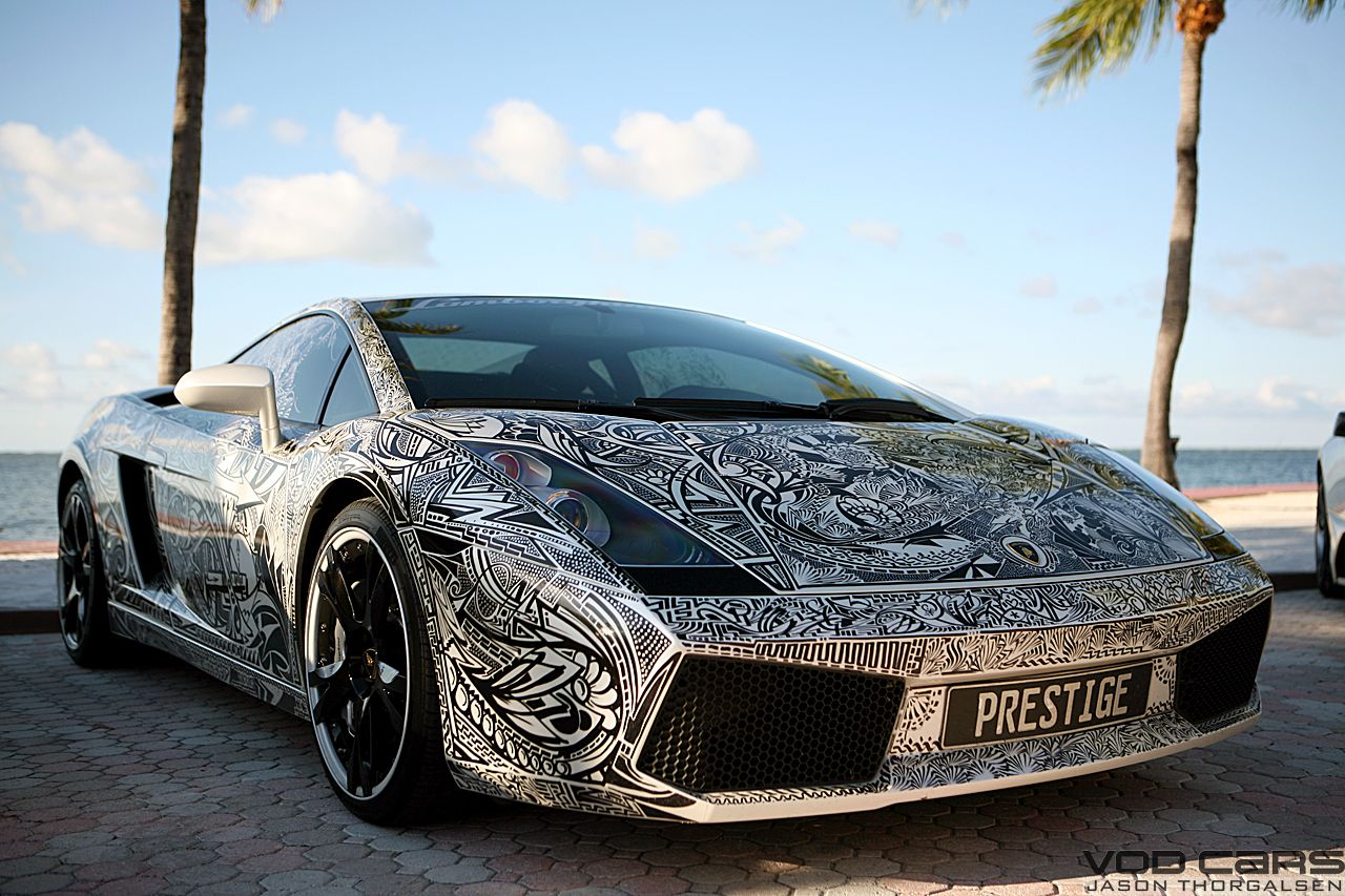 Lamborghini Gallardo, enough said!!!