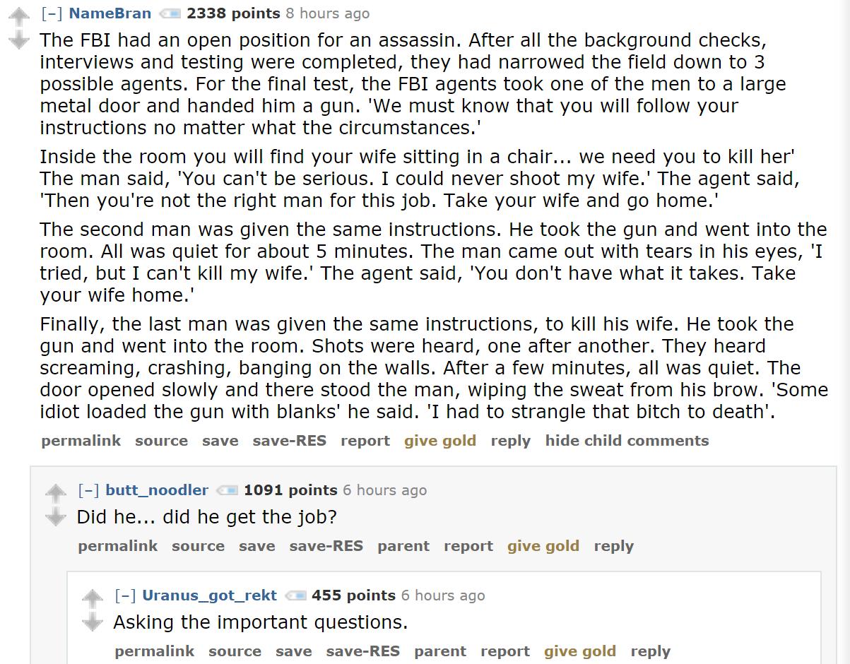 <b>Reddit</b> makes dark <b>jokes</b> - Imgur Its awful, but just so funny | All ...