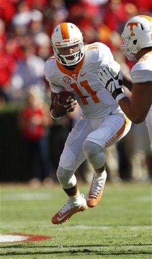 Tennessee Georgia Football