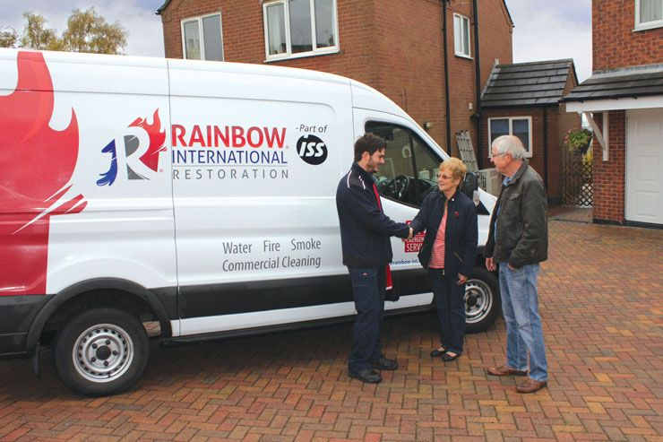 Established in 1981 rainbow international offers home