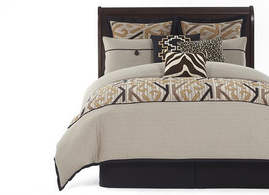 havertys bedding sets. take a trip to the exotic with our malawi 10-pc queen bedding ensemble by havertys sets