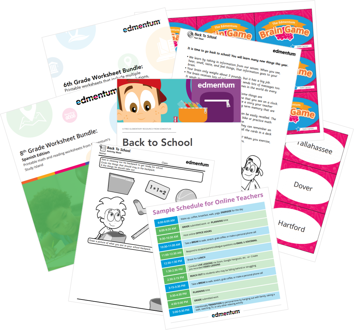 Back to School: Free Printable Classroom Resources   Resource classroom [ 1082 x 1160 Pixel ]