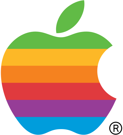 first official apple logo from may 17 1976 to august 26 1999 rh pinterest ca official apple logo high resolution official apple logo 2017