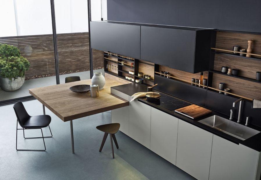 Varenna cucina phoenix piani disponibili in diversi - Piani cucina materiali ...
