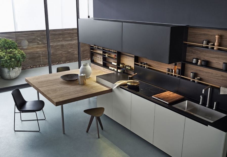 Varenna cucina phoenix piani disponibili in diversi materiali cocinas pinterest - Piani cucina materiali ...