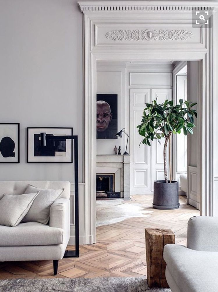 Classico interior pinterest french apartment home for Arredamento in francese