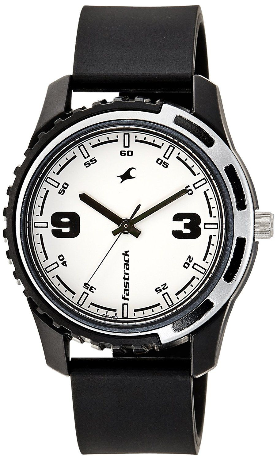 Buy Fastrack Casual Analog White Dial Men's Watch