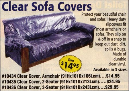 Plastic Covers For Sectional Couch | Do You Keep Your Couch Covered With A Sofa  Cover/plastic?