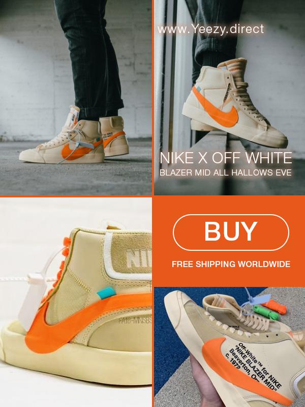 87dad985 Nike x Off White Blazer Mid All Hallows Eve fashion sneakers #nike  #offwhite #ow #sneakers #fashion #style #love #models #moda #brand