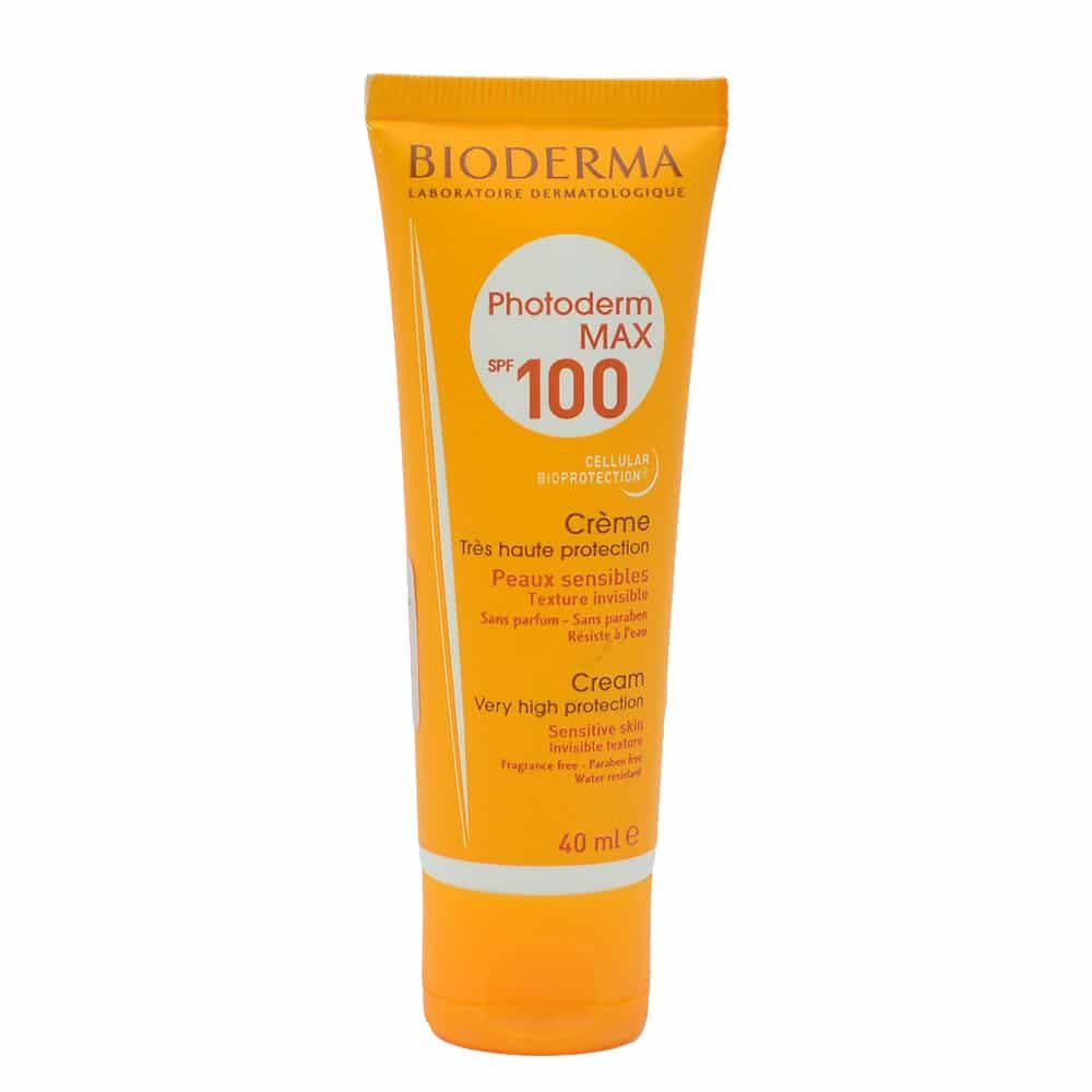 بيوديرما كريم واقي شمس للبشرة الجافة Spf 100 Beauty Toothpaste Personal Care