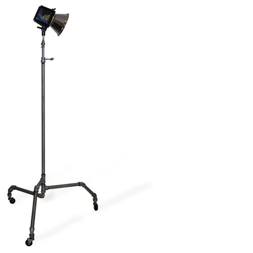 Industrial Light Stands: DIY Light Stand For Photo/video Studio
