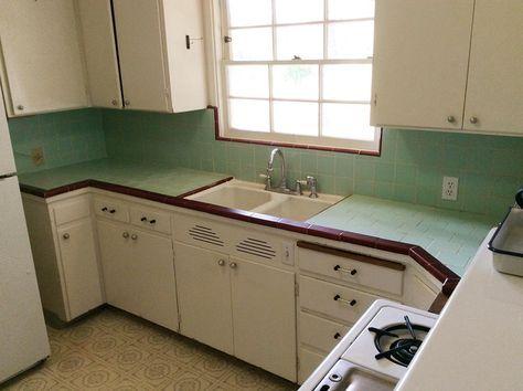 Create a 1940s style kitchen - Pam\u0027s design tips - Formula #1