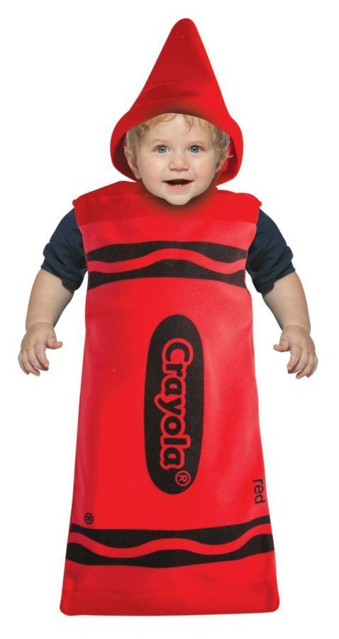 CRAYOLA INFANT RED 3-9 MONTHS Products Pinterest Products - halloween ideas for 3