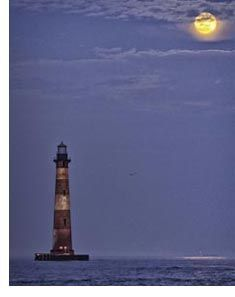 bucket list WATCH THE FULL MOON from White Point Gardens, Breach Inlet, or the north end of Folly Beach on MONDAY, JUNE 23rd, JULY 22nd, AUGUST 20th, SEPTEMBER 19th, OCTOBER 18th, NOVEMBER 17th, and DECEMBER 17th