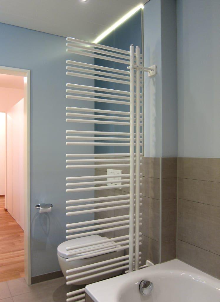 Moderne Badezimmer Bilder Handtuchheizkörper