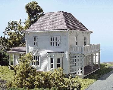 Dwight Eisenhower Boyhood Home Laser-Art Kit | Garden