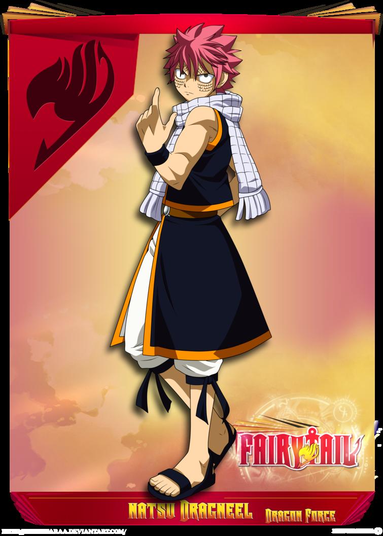 Natsu Dragneel Dragon Force By Shinoharaa Fairy Tail Backpack Natsu Dragneel Fairy Tail