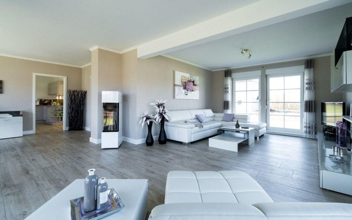 Wohnzimmer Offen Mit Essbereich Kamin Ideen Einrichtung Haus