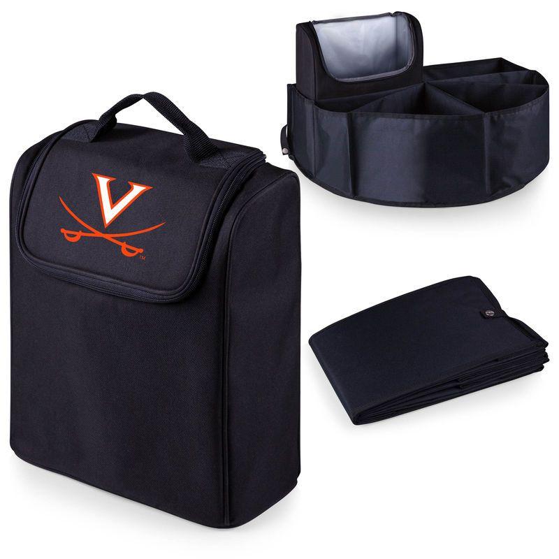 Virginia Cavaliers Trunk Boss Organizer with Cooler