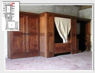breton lit clos downsizing solutions pinterest bretagne am nagement et maisons. Black Bedroom Furniture Sets. Home Design Ideas