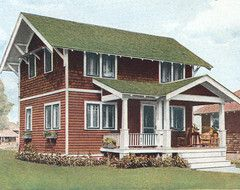 Need Help Coordinating A Color With This Very Green Roof Green Roof House House Paint Exterior House Colors