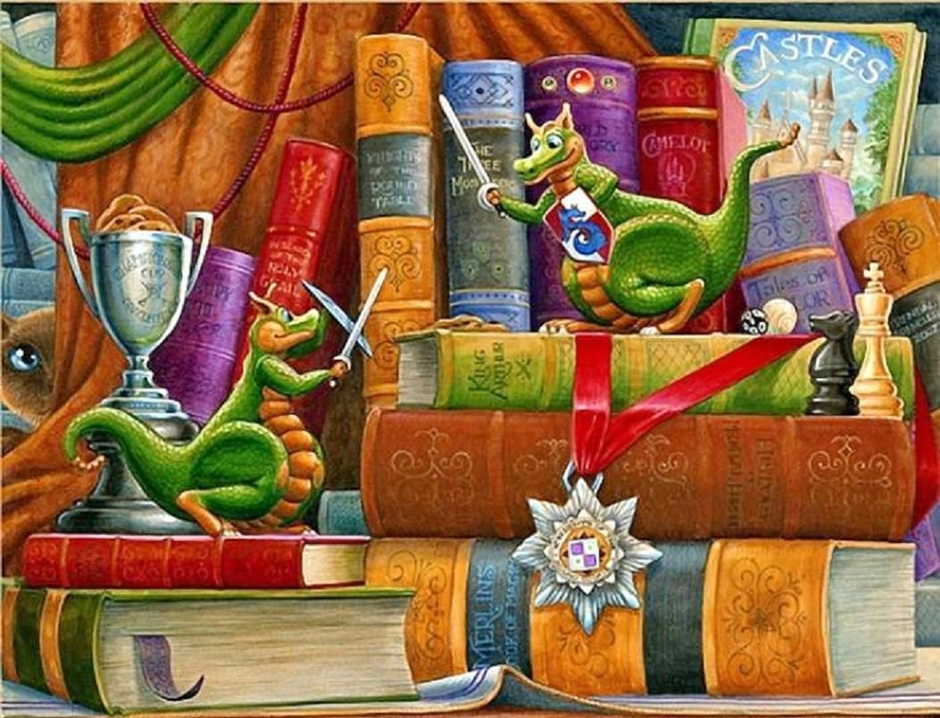 dueling_dragons_abstract_books_colorful_1024x600_hd-wallpaper-1743174.jpg (1053×805)