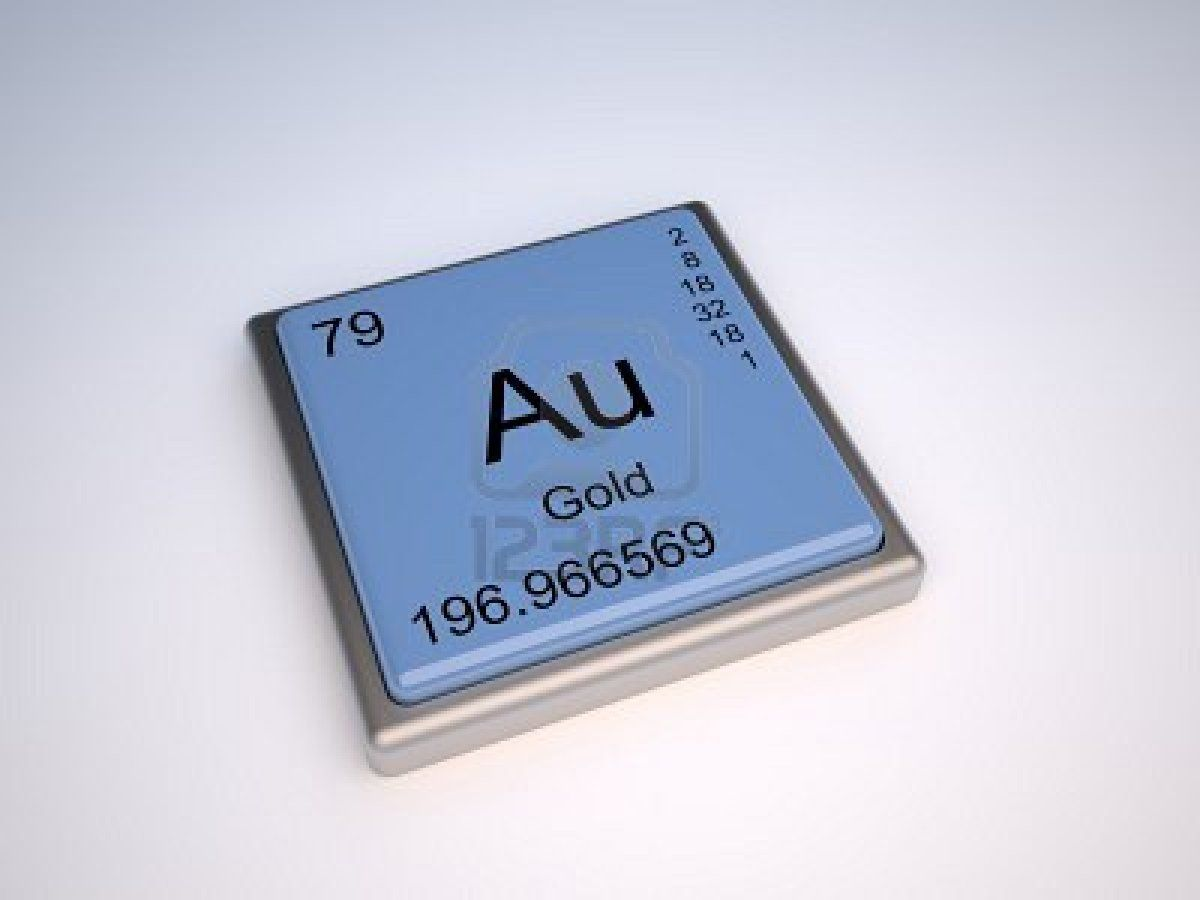 Why chromium matters if youre trying to lose weight alchemy au symbol for gold is the 79th element on the periodic table gamestrikefo Choice Image