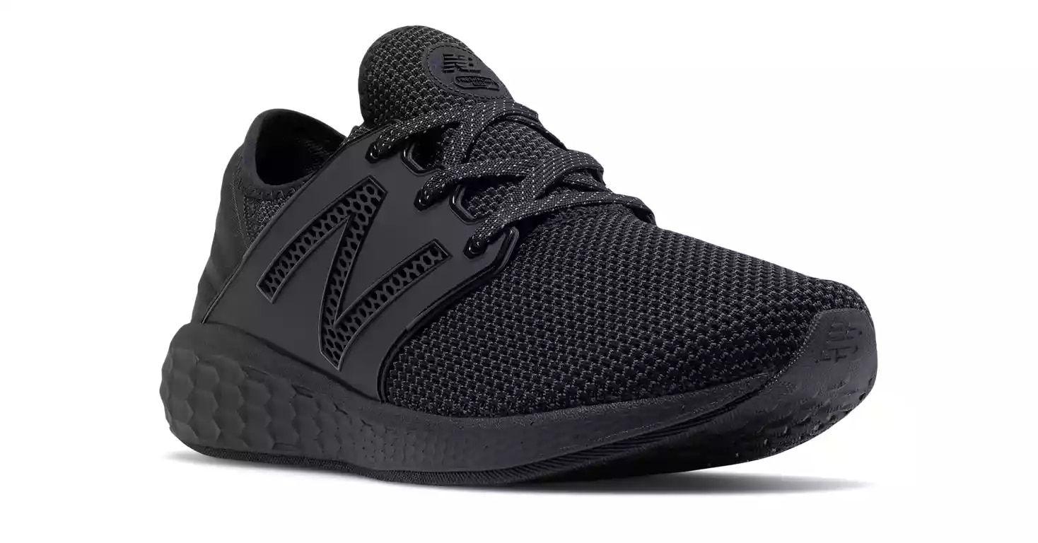 Fresh Foam Cruz v2 Sport, Black New shoes, Running shoes