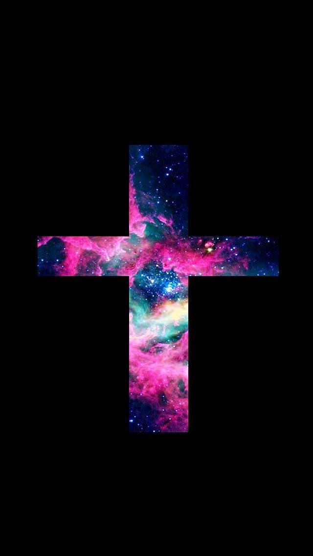 Pin By Baby A On Wallpaper Quotes Cross Wallpaper Jesus Wallpaper Galaxy Wallpaper