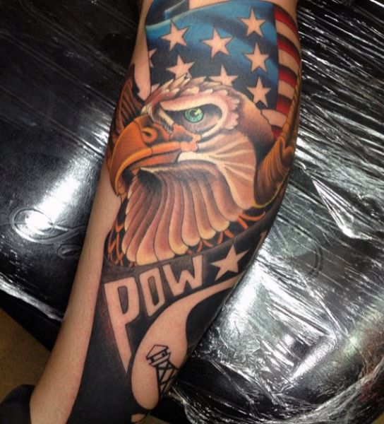 90 Bald Eagle Tattoo Designs For Men - Ideas That Soar ...
