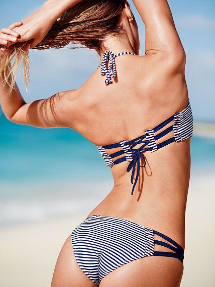 Twist Bandeau - Very Sexy - Victoria's Secret (back)