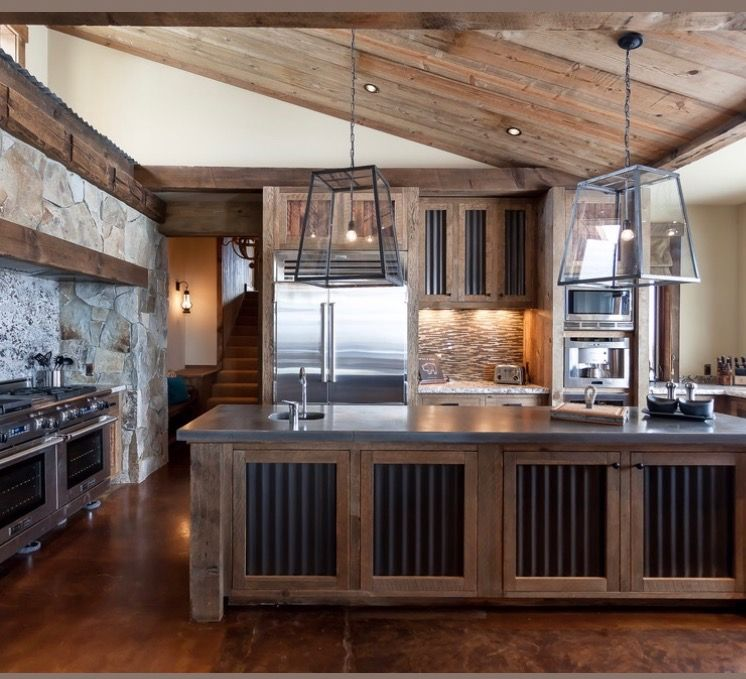 top 10 most beautiful rustic kitchens ever rusticroundup on the most beautiful kitchens ever id=29613