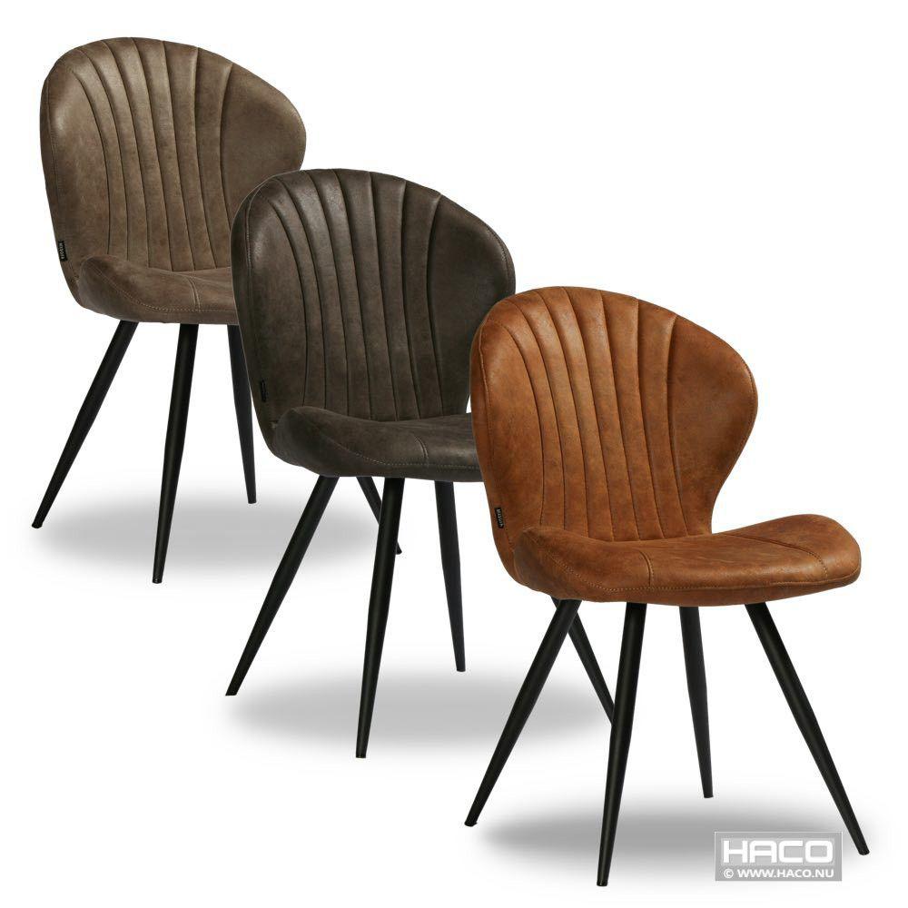 Diamond cognac eetkamerstoel stoelen pinterest for Eettafel stoelen cognac