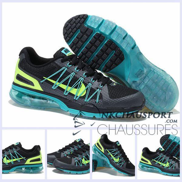 Max Air 2020Meilleur Chaussures Running Homme Noirvert Nike VpSUzGLqM