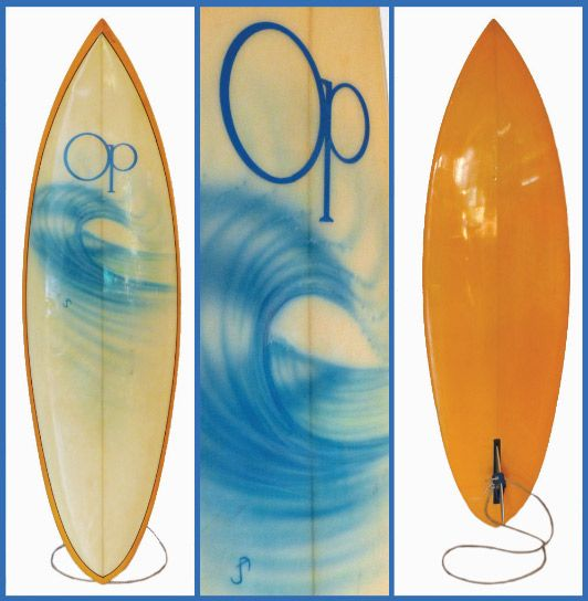 Op Surfboards Blast From The Past Surfboard Vintage