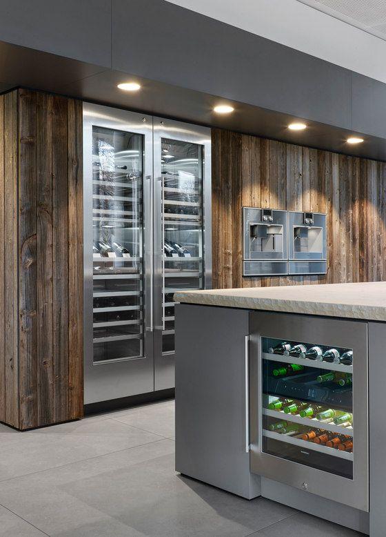 gaggenau showroom munich cuisines pinterest cave cuisines et. Black Bedroom Furniture Sets. Home Design Ideas