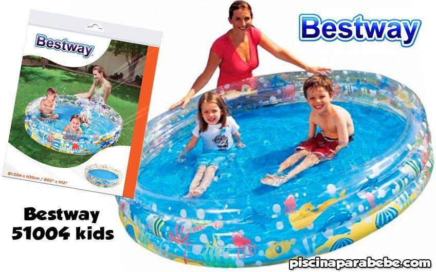 9dc19f4a piscina redonda infantil hinchable Bestway 51004 kids | Piscinas ...