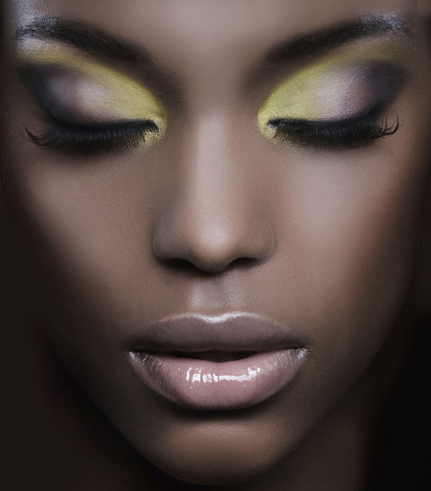 Cute Shade Ranges/Flori Roberts Colorful makeup, Makeup