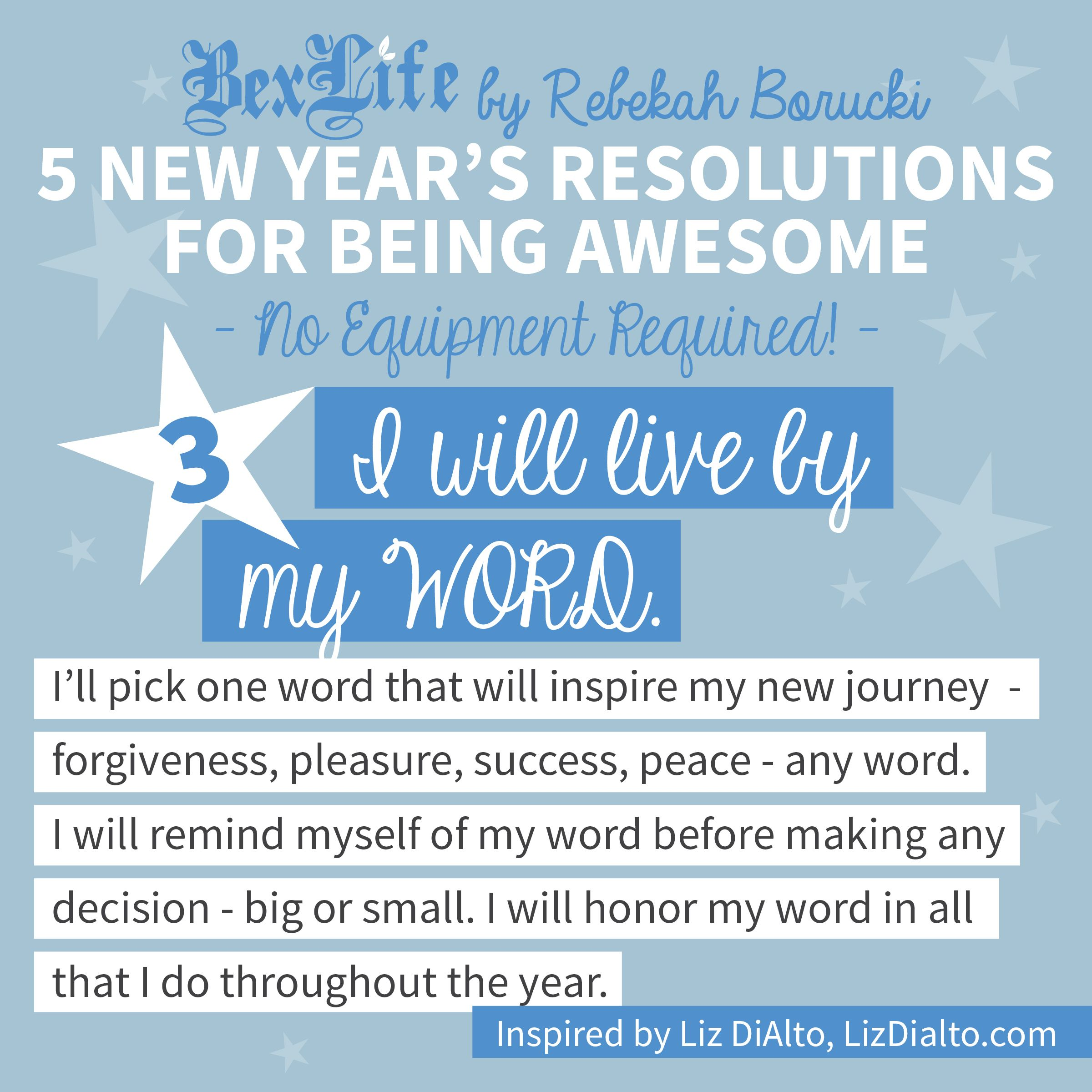 5 Healthy New Year S Resolutions For You Won T Have