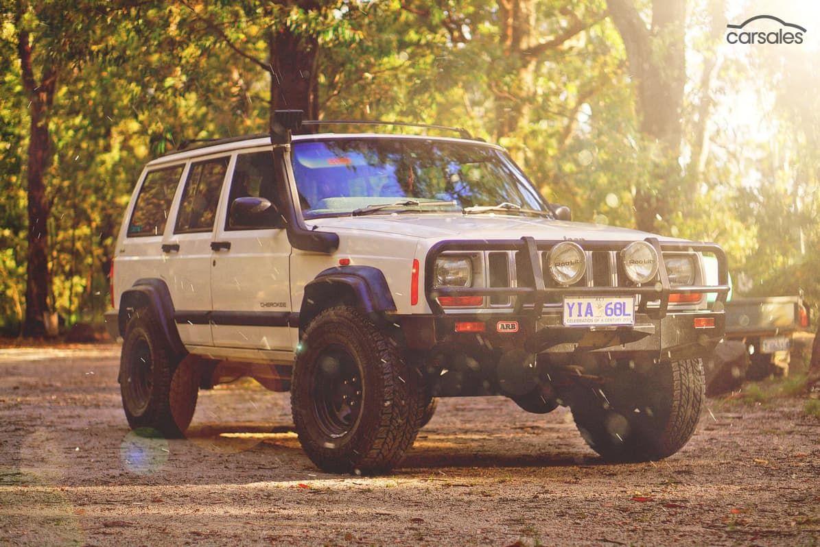 Australia Jeep Cherokee Overseas Model Jeep Dash Lights
