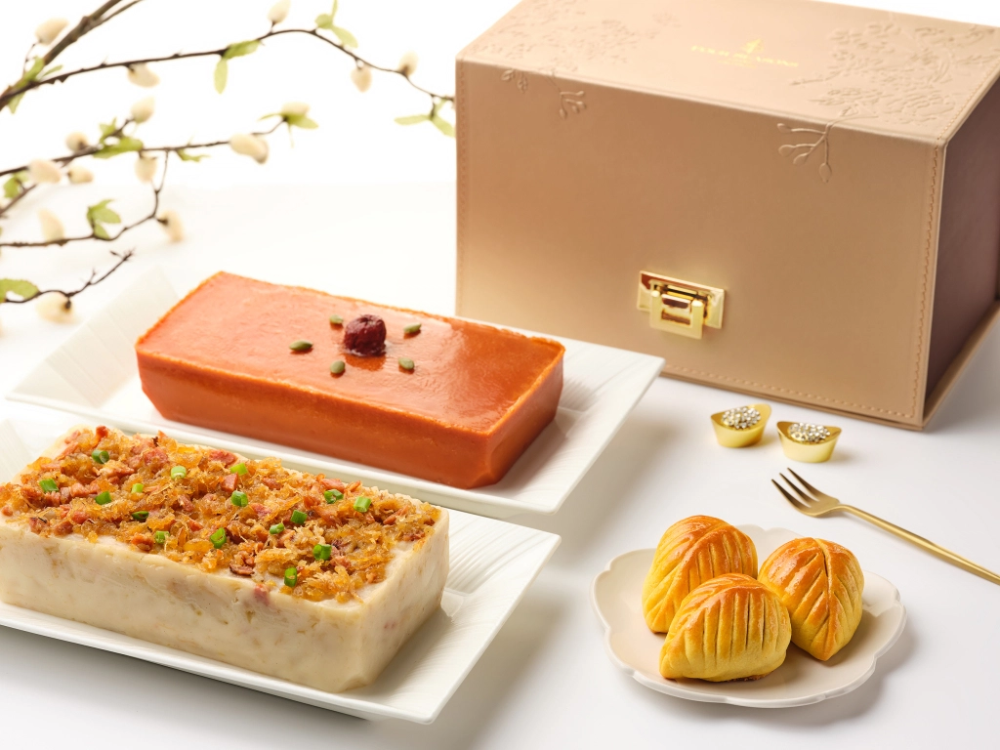 2020 CHINESE NEW YEAR MENU AT FOUR SEASONS SINGAPORE HOTEL