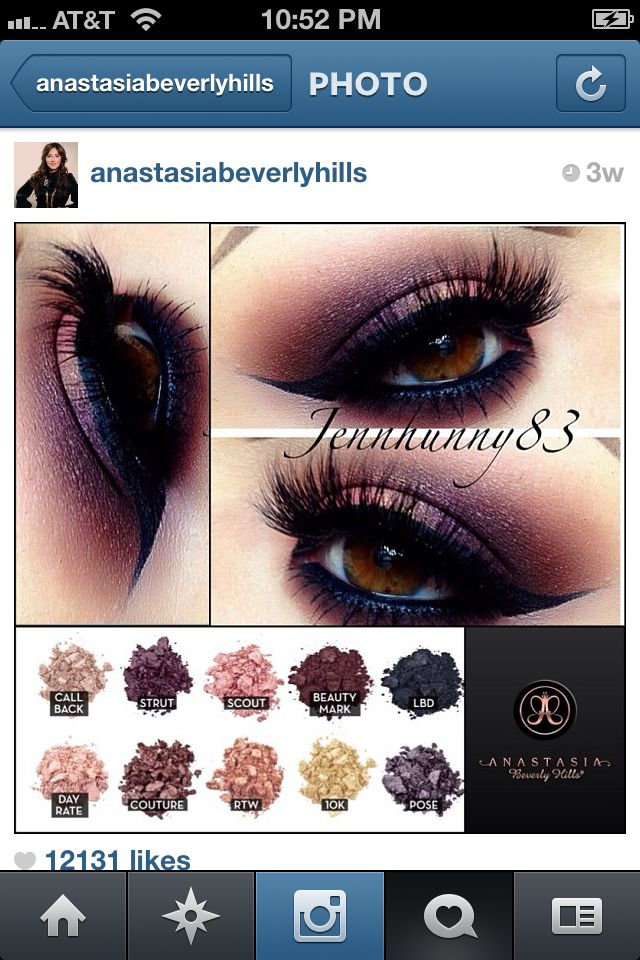 Smokey eye (With images) Daily eye makeup, Eye makeup