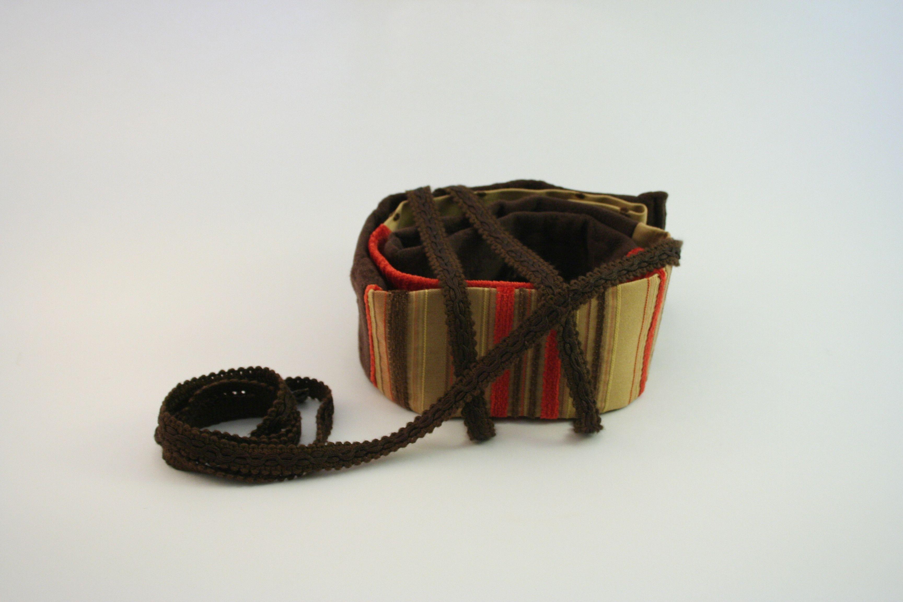 Cintura tappezzata 2