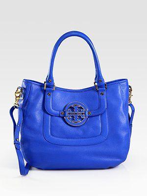 Tory Burch Amanda Hobo...love the blue